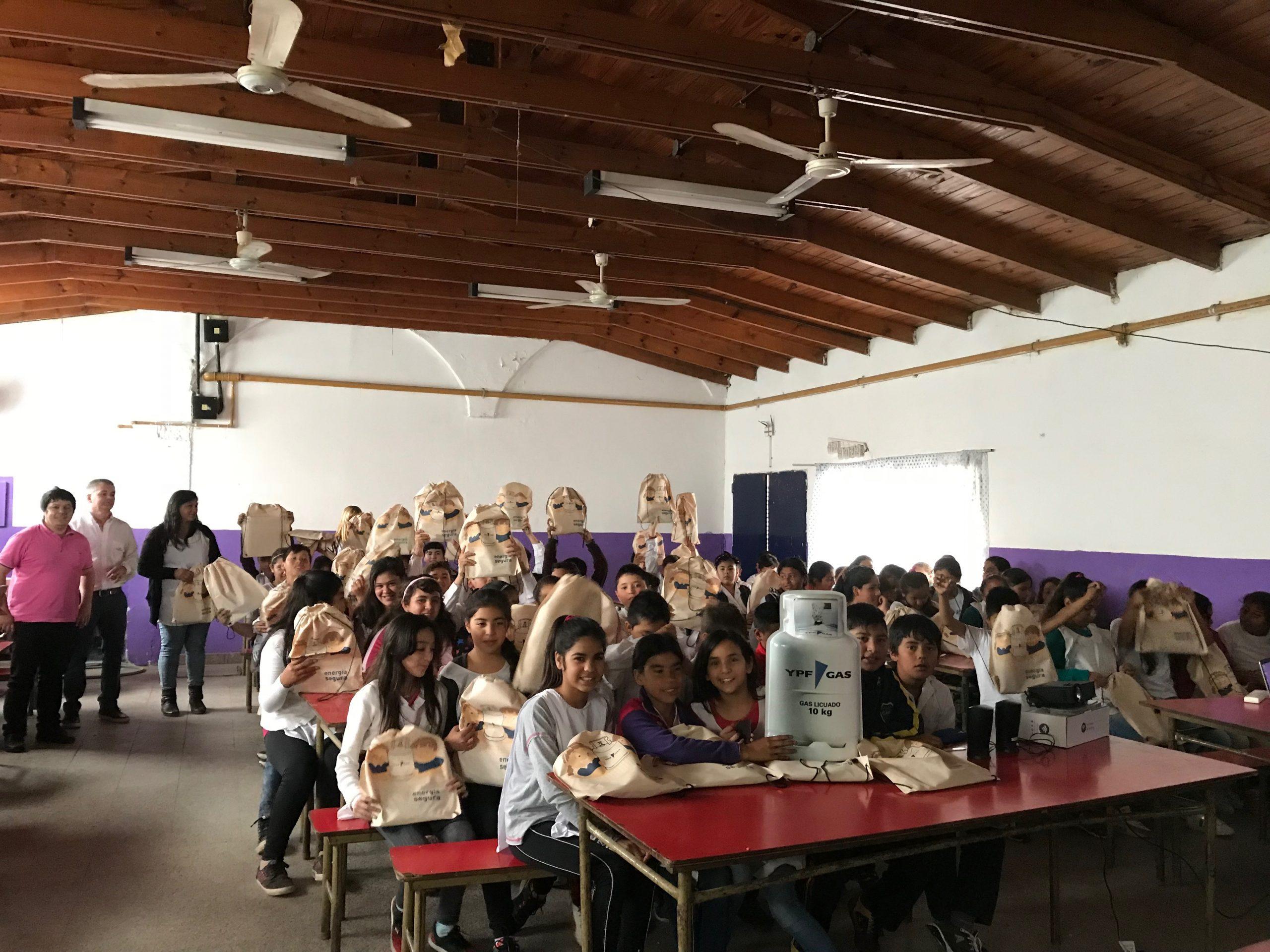 RSE en la Escuela 30 de Pilar