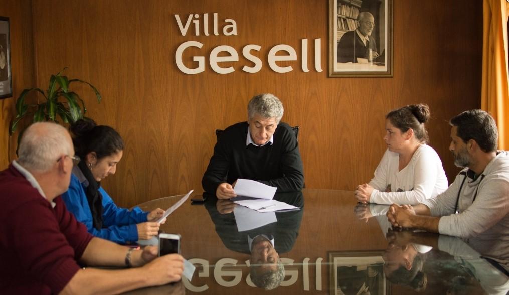 Convenio con la Municipalidad de Villa Gesell