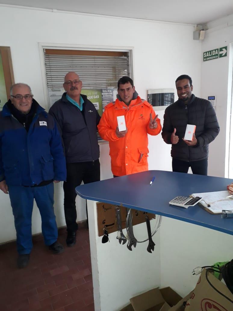 La tercera tanda de ganadores de la Promoción en Villa Gesell!!!