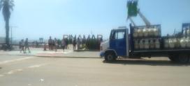 YPF Gas en Pinamar