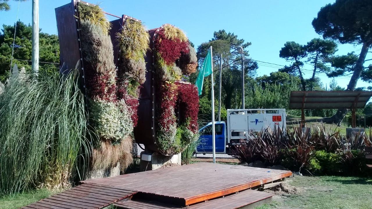YPF Gas en Villa Gesell