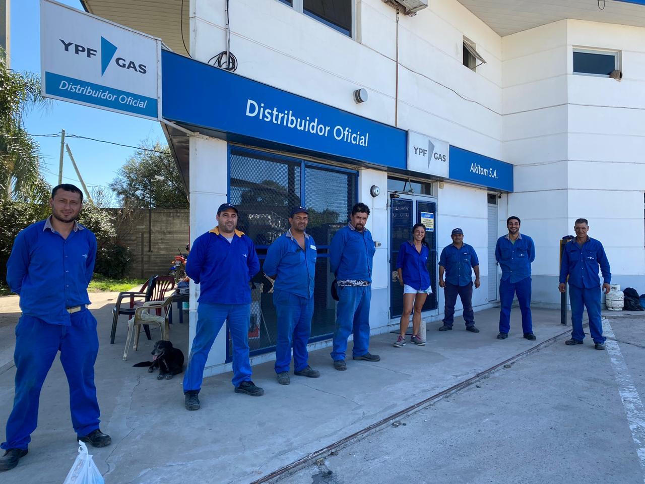 Garrafas y Cilindros, un servicio esencial para la comunidad