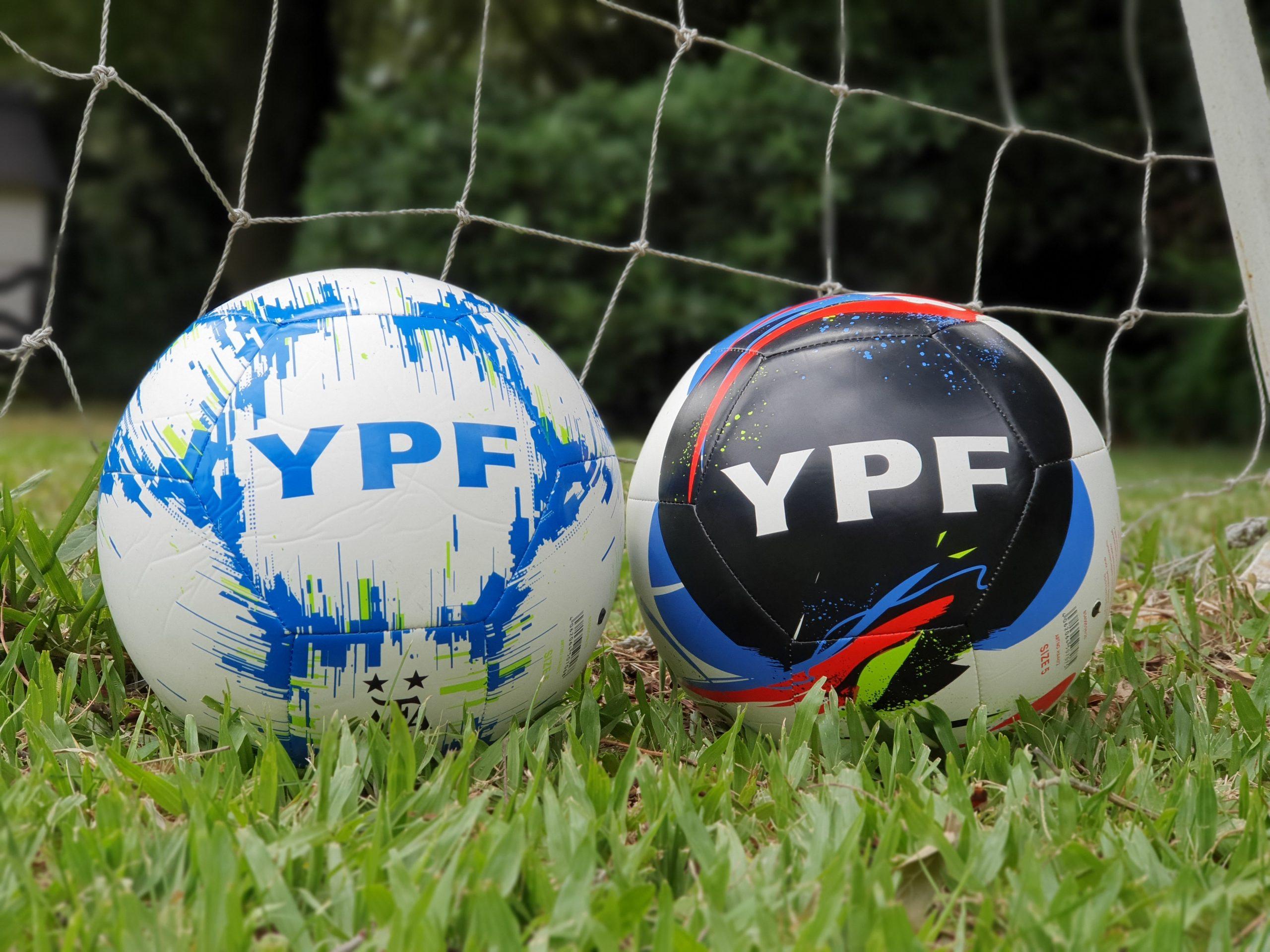 ¡La mejor pelota YPF de todos los tiempos!