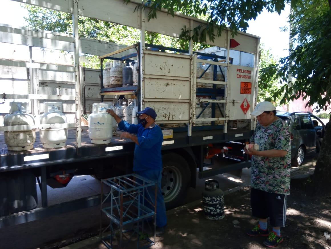 Operativos del Programa Hogar en los barrios Reja Grande, 3 de Diciembre y Cortejarena de Moreno