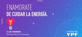 ¡Feliz Día Mundial de la Energía y Feliz Día de los Enamorados!