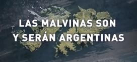 YPF: Hoy recordamos a quienes dejaron todo por este suelo. Las Islas Malvinas son y serán argentinas.