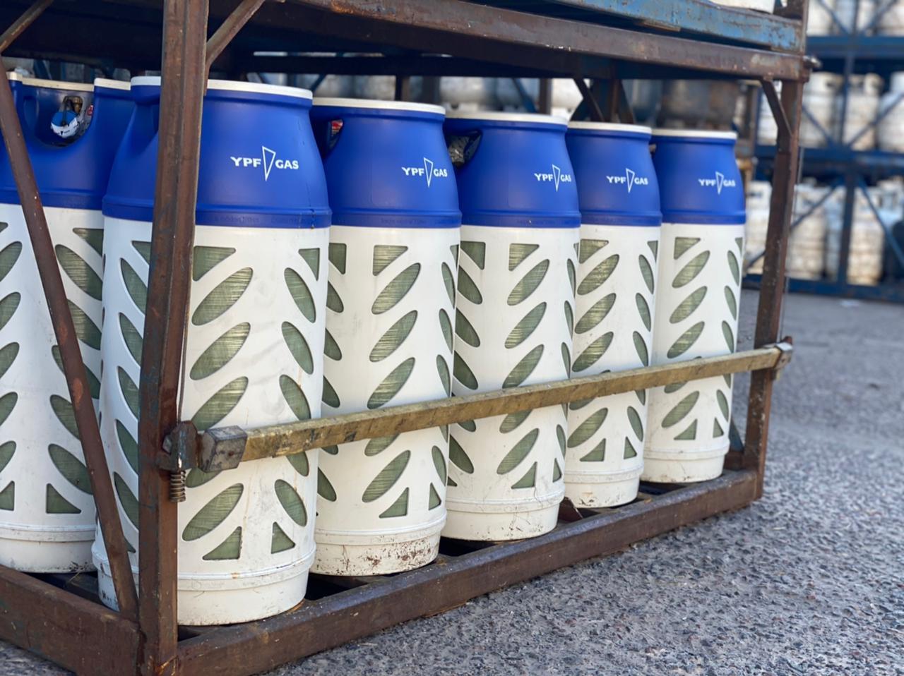 ¡Llegaron los envases livianos AM de 13,5 kg. para Autoelevador!