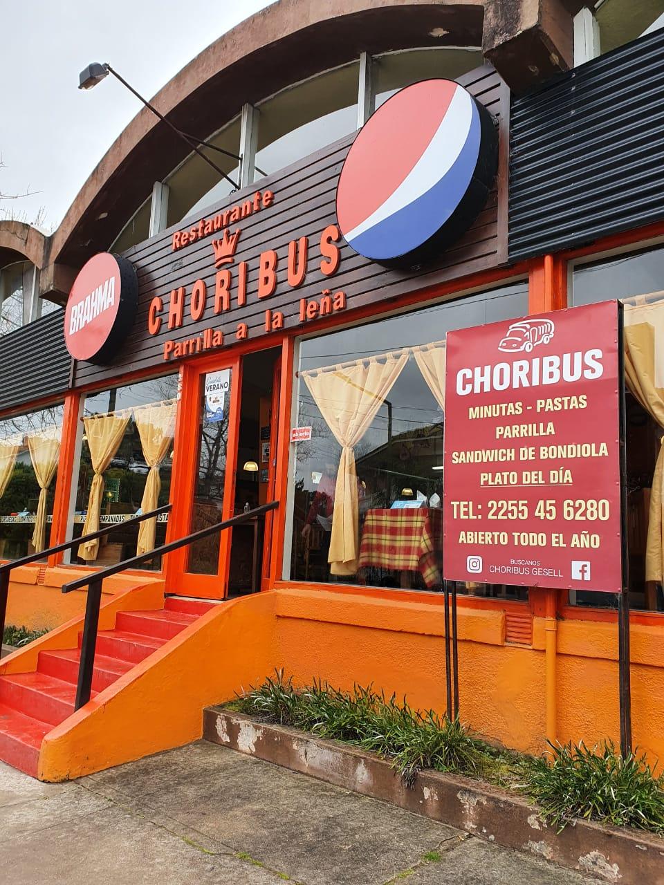 Nuestros Clientes: El restaurante Choribus de Villa Gesell