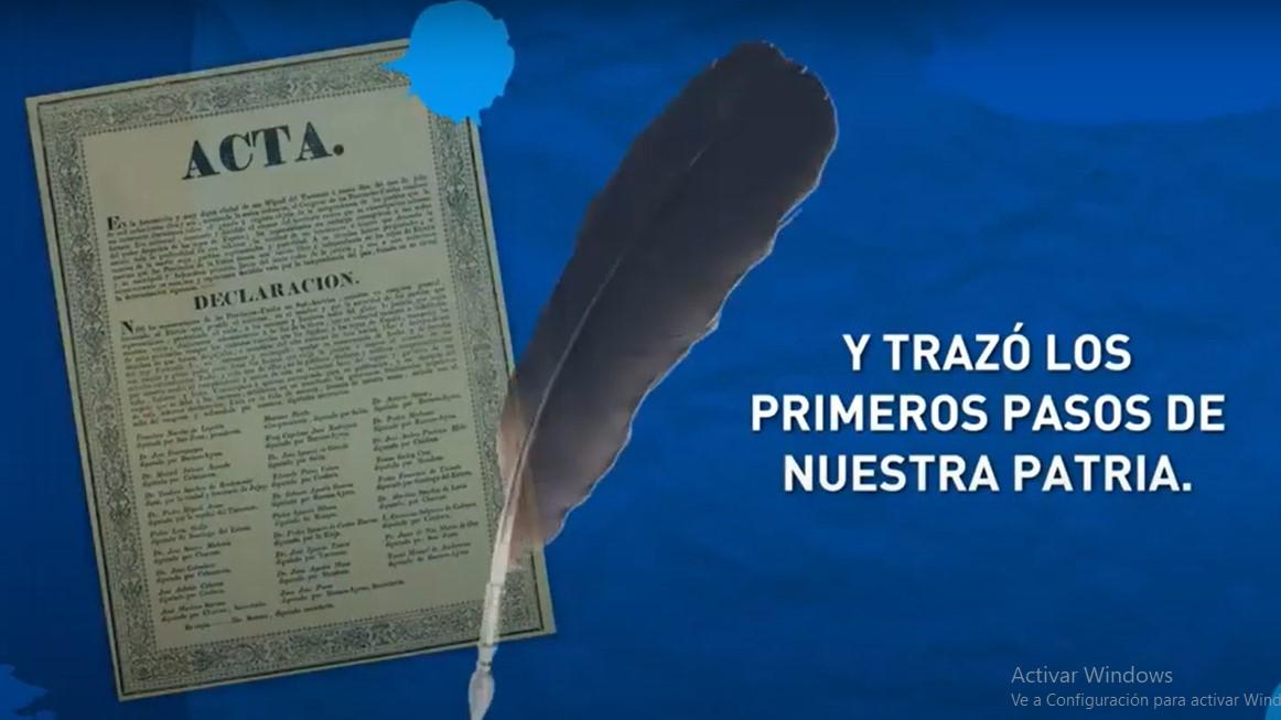 YPF: Hoy festejamos una Argentina libre y soberana