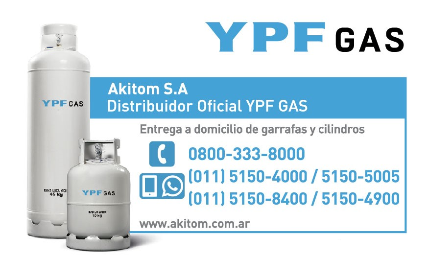 Líneas de contacto con Akitom SA